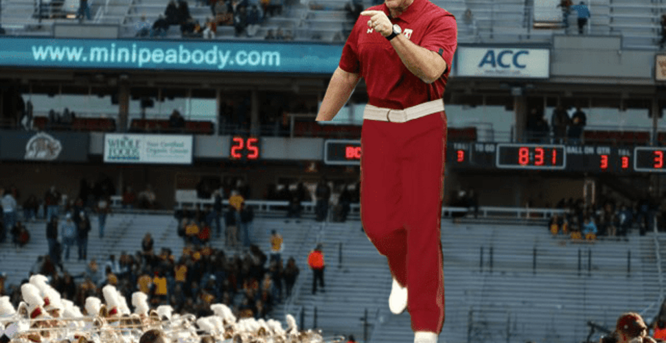 Addazio Successful In New Start as Marching Band Director