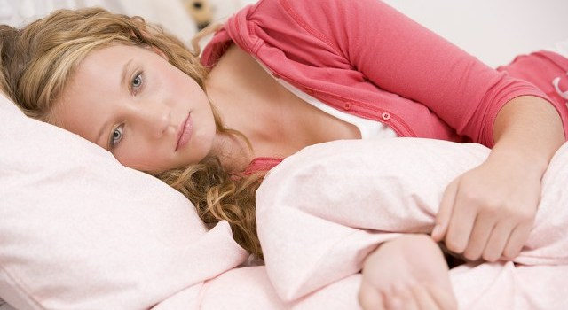 Students Agree: No Reason To Get Out Of Bed