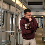 BC Bubble Boy Contracts Flesh Eating Bacteria On The Green Line