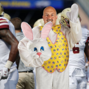 Addazio Insists On Wearing Easter Bunny Costume To Spring Football Game