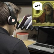 Student Unable to Hear God's Voice Due to Noise-Canceling Headphones