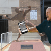 Addazio Can't Download Mobile Ticket On iPod Touch, Will Miss Richmond Game