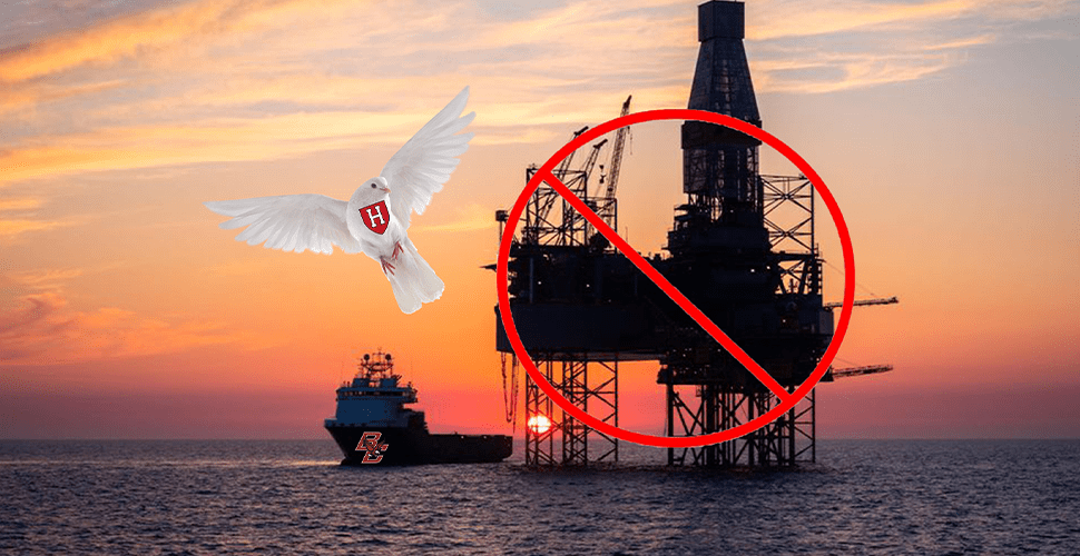 BC Postpones Divestment To Give World Time To Forget Harvard Did It First