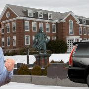 Newton Student Misses Carpool