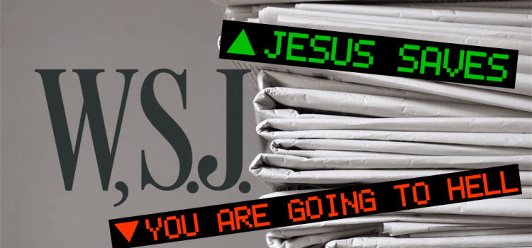 BC Cancels Campus Subscription to WSJ, Replaces With W, S.J.