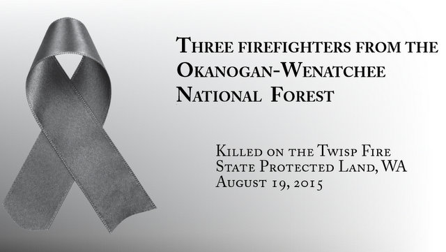 US Forest Service Confirms Loss Of Three Firefighters