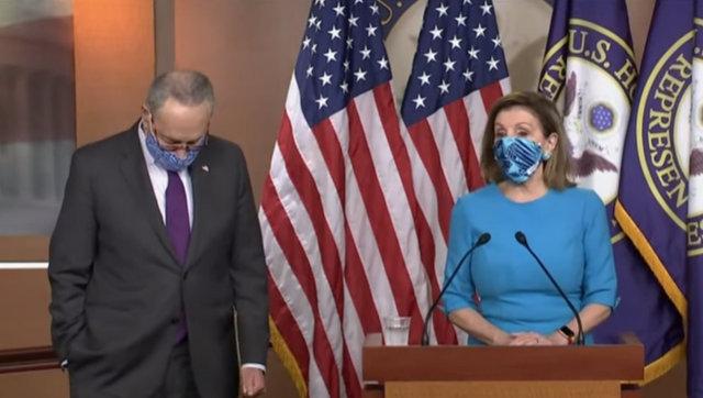 Speaker Nancy Pelosi & Senate Democratic Leader Chuck Schumer on Stimulus, Covid, Elections & More