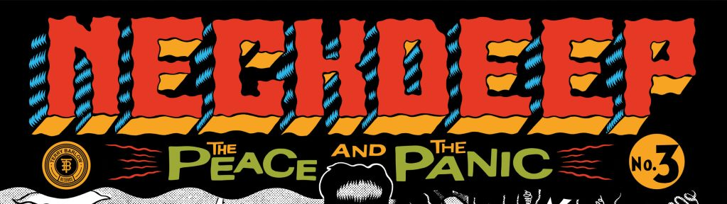 The Peace and The Panic Cover Art