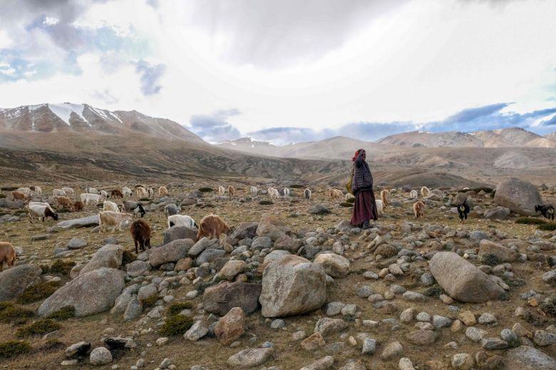 Tension At The Border Between India and China