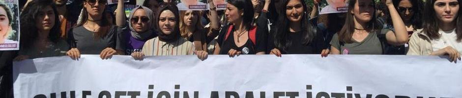 "Femicides in Turkey: ""I don't want to die!"""