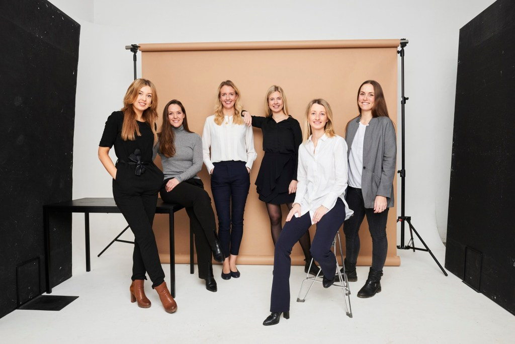 Financial Control & Gender Equality: A Conversation with Anna-Sophie Hartvigsen  The co-founders of Female Invest