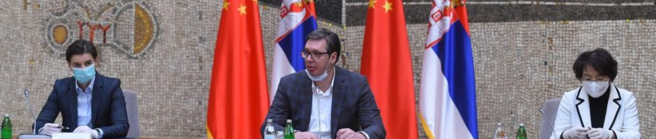 [Analysis] How to Counter China's Vaccine Diplomacy in the Balkans
