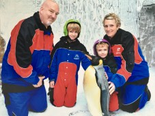 The Penguin Encounter at Ski Dubai