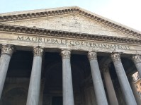 The Pantheon - an ancient temple, now a church