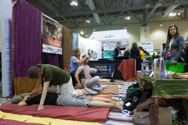 Ganja Yoga Meditation