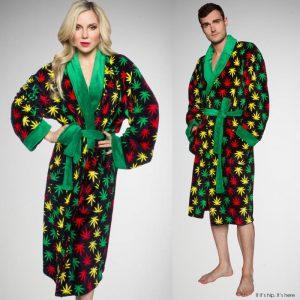marijuana robes his and hers