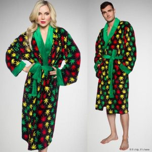 marijuana robes his and hers