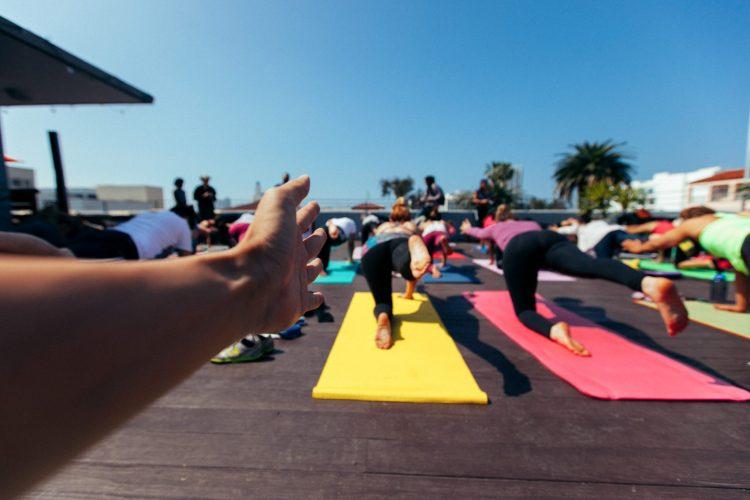 yoga cannabis