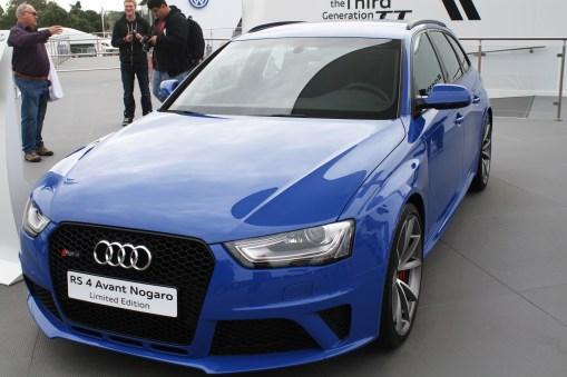 Audi RS4 Avant Nogaro