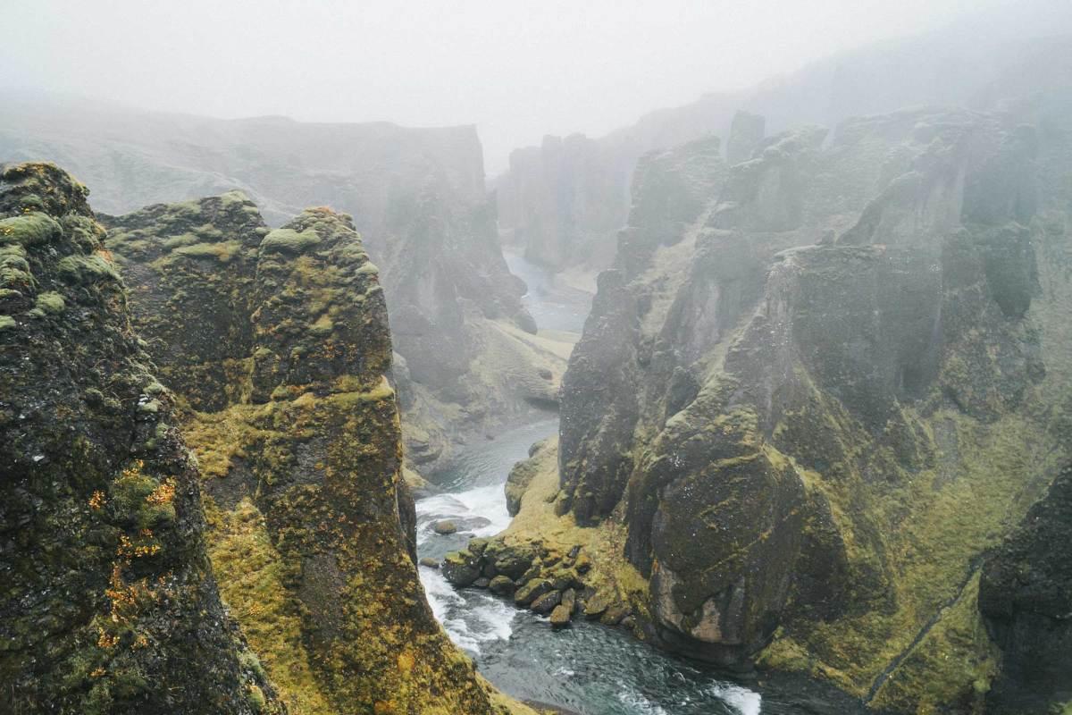 IJsland herfst