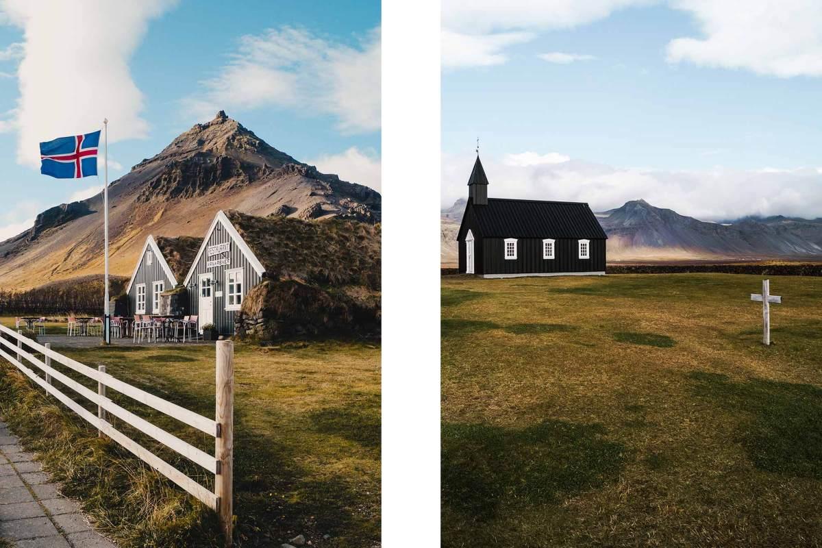 Búðakirkja IJsland