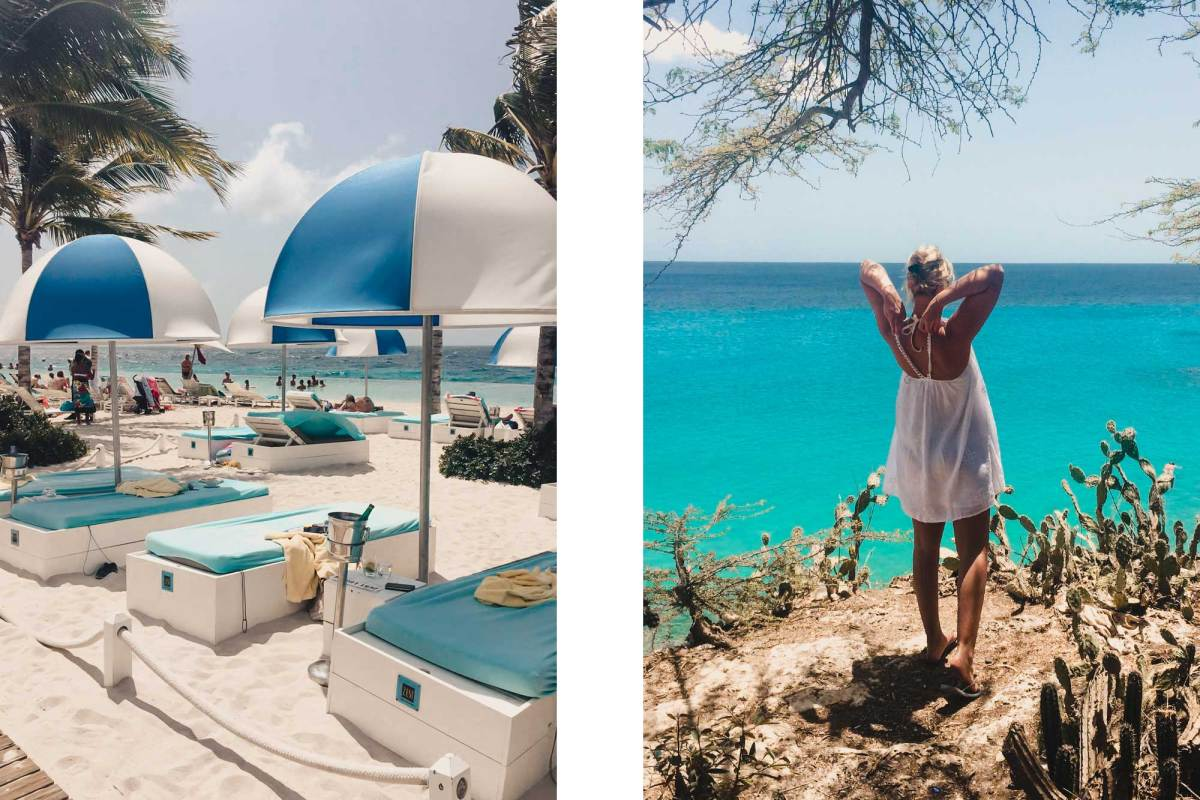 Curaçao stranden tips vakantie