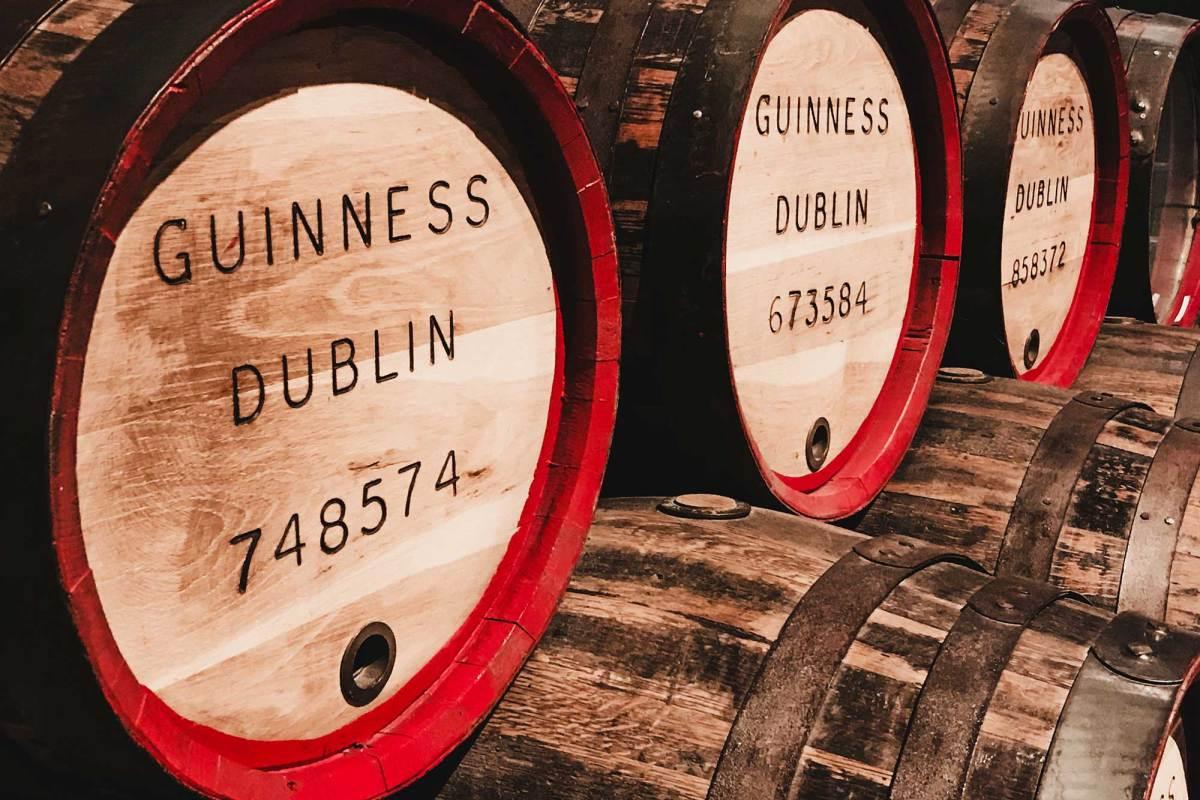 Guinness Dublin Tour