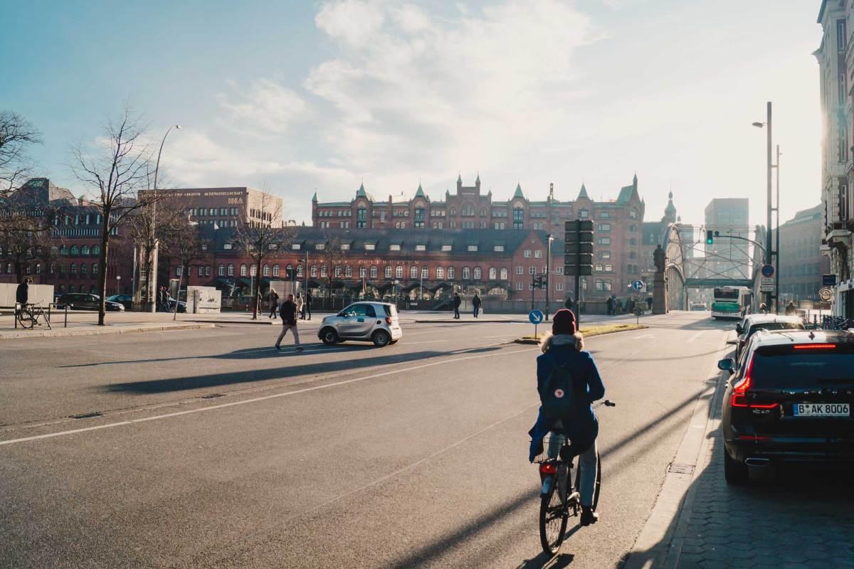 Tips voor Fietstour door de stad Hamburg