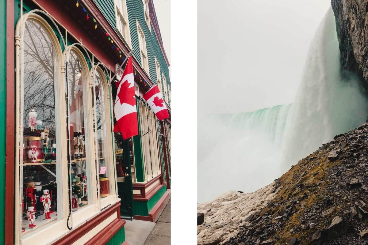 Niagara Falls Canada bezoeken tijdens je vakantie