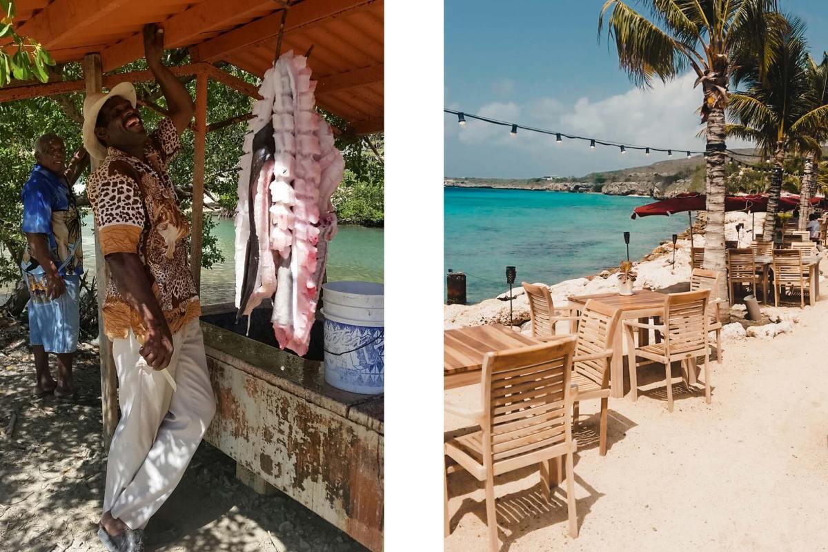 Top 10 mooiste stranden van Curaçao