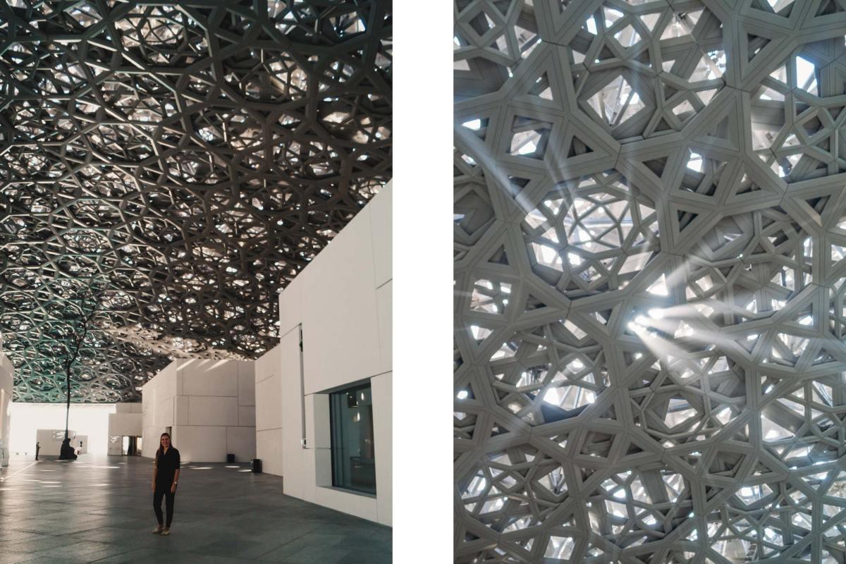 Louvre Abu Dhabi bezoeken