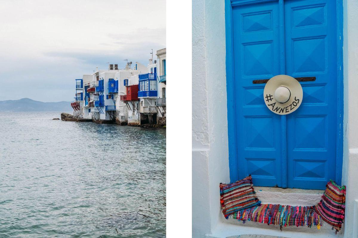 Vakantie op het witte paradijs Mykonos