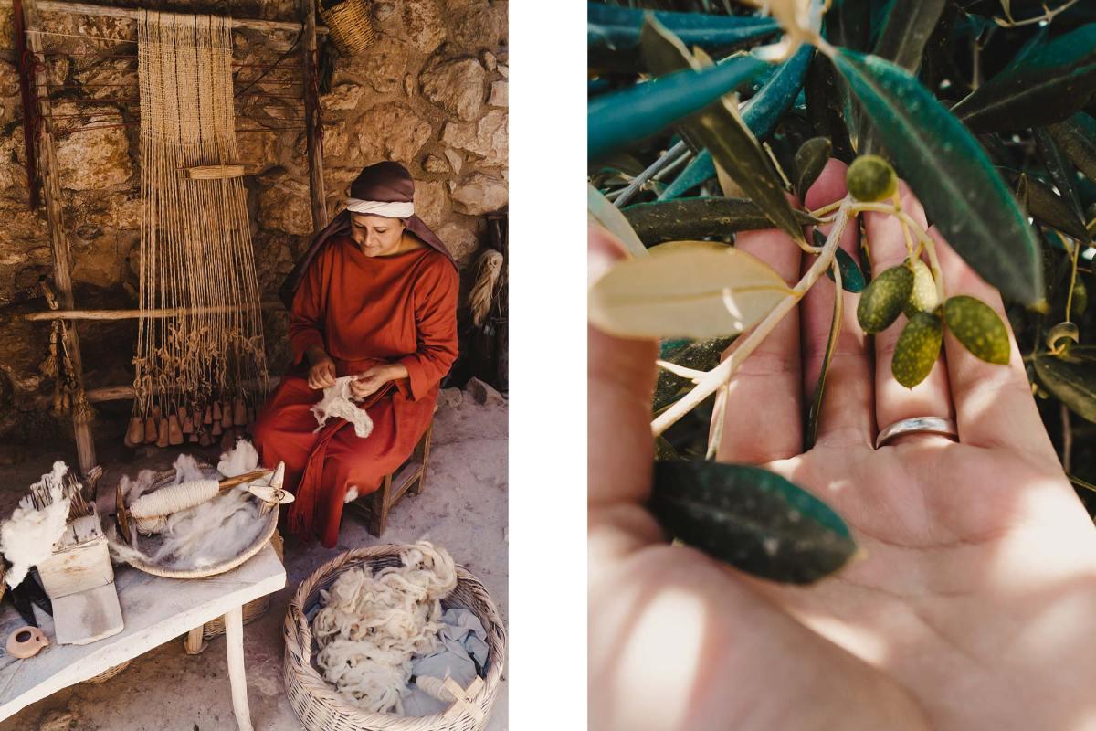 Nazareth Village bezoeken in Israel