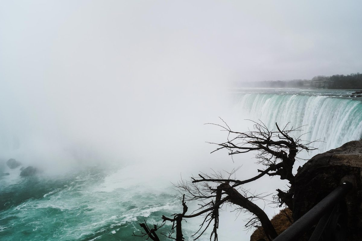 Niagara Falls Canada bezoeken