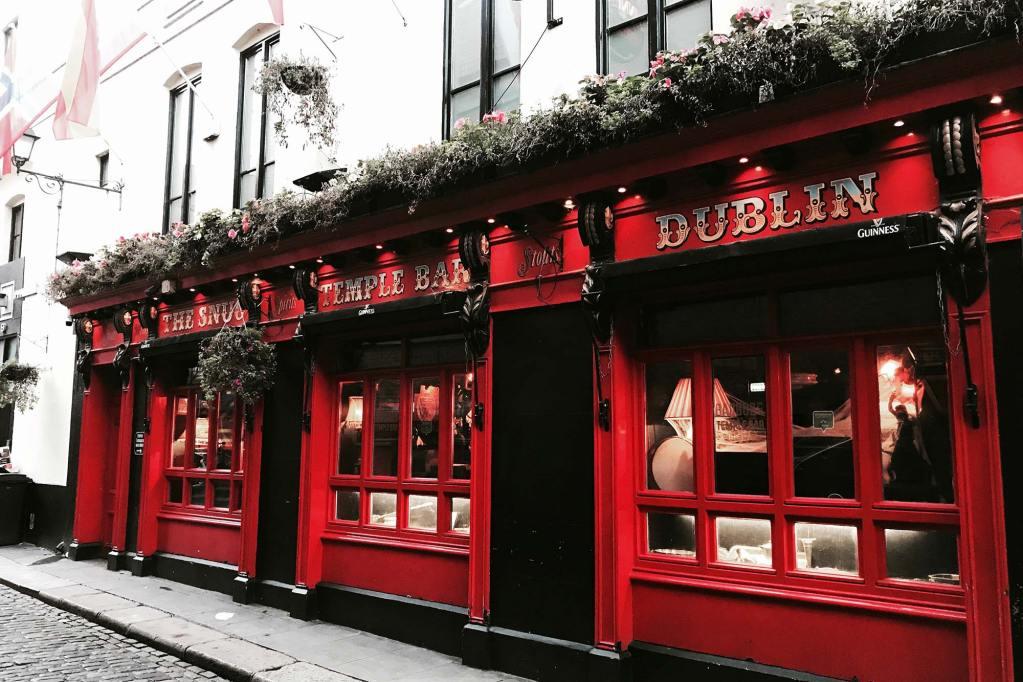 Stedentrip naar de Ierse hoofdstad Dublin