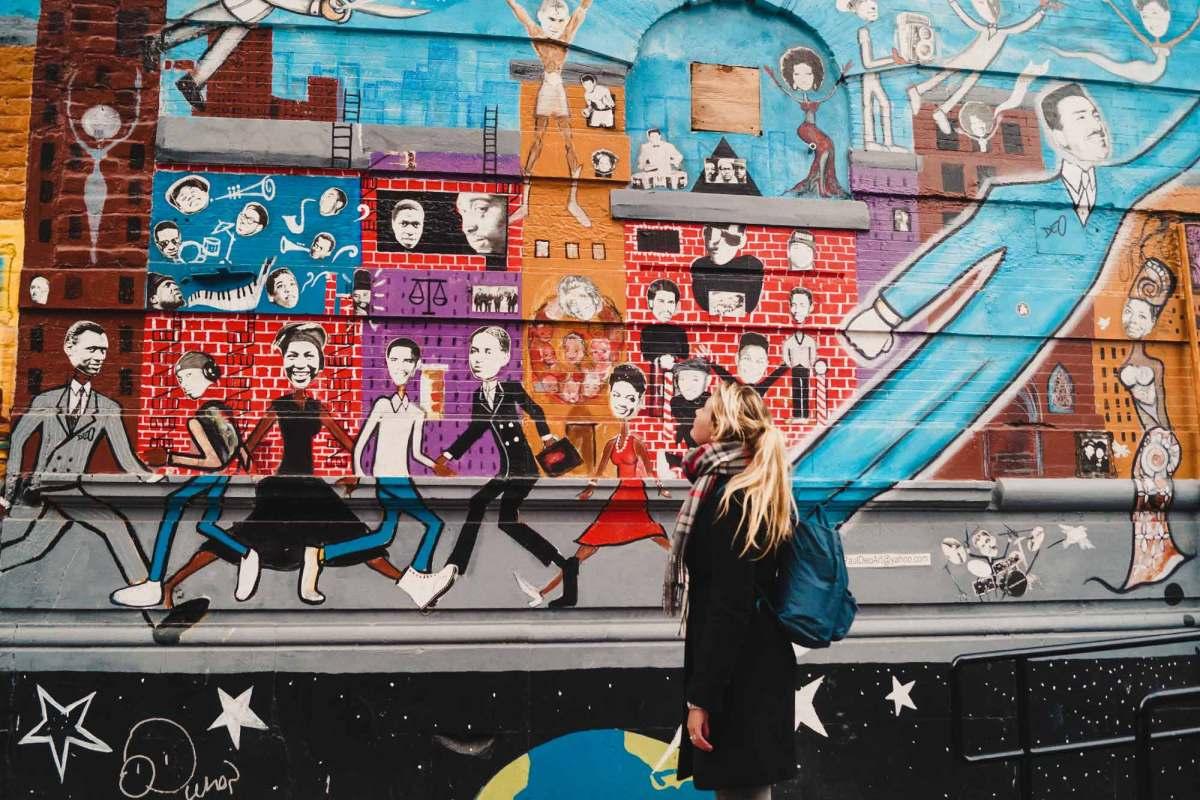 Street art spotten in New York