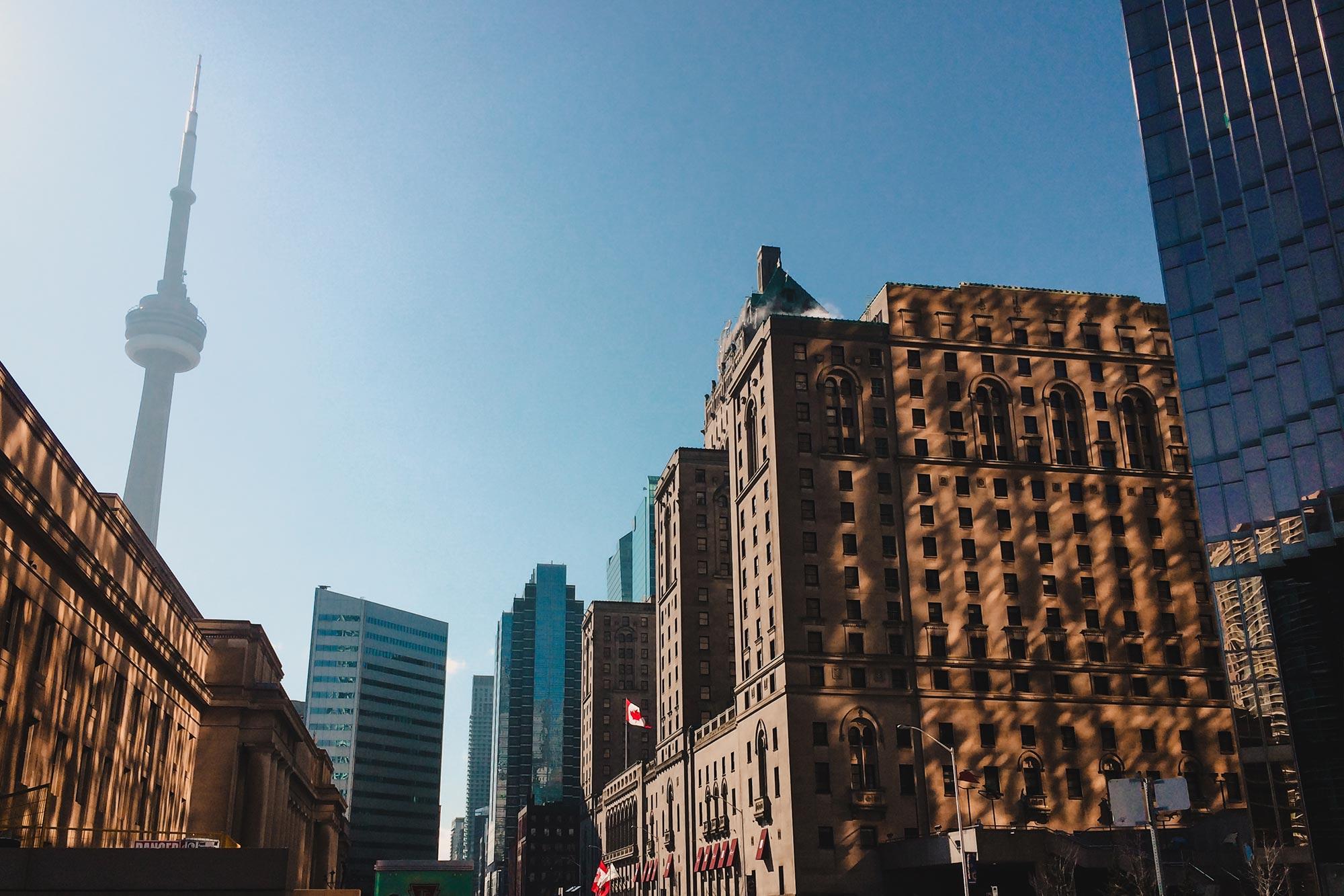 14-daagse reis naar Toronto en omgeving