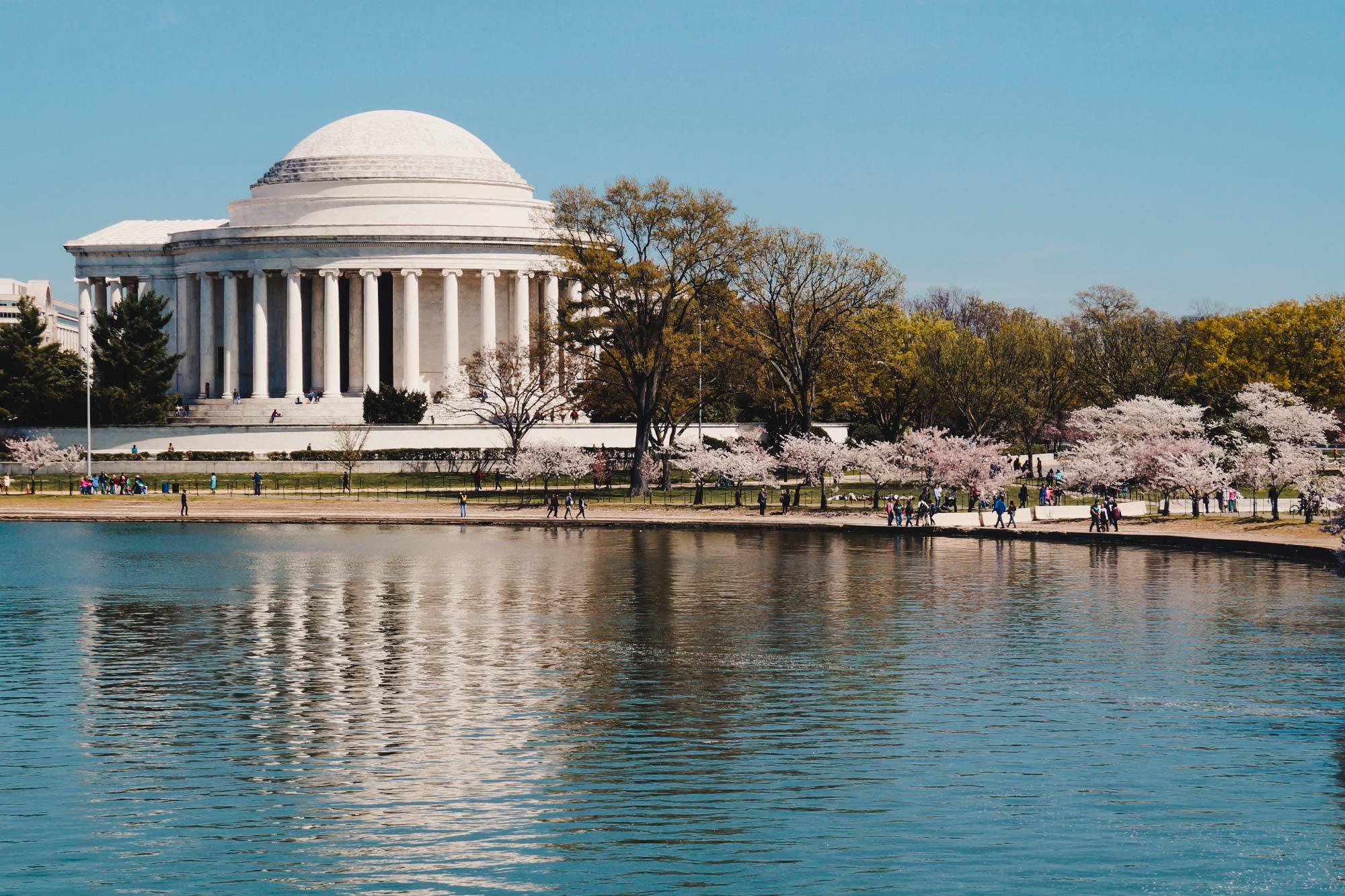 Een 4-daagse stedentrip naar Washington D.C.