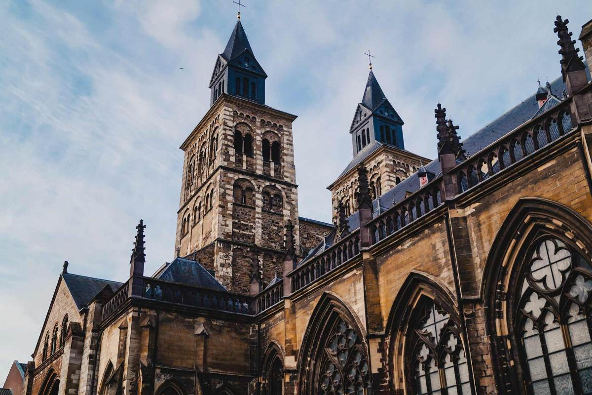 Stedentrip naar de hoofdstad Maastricht