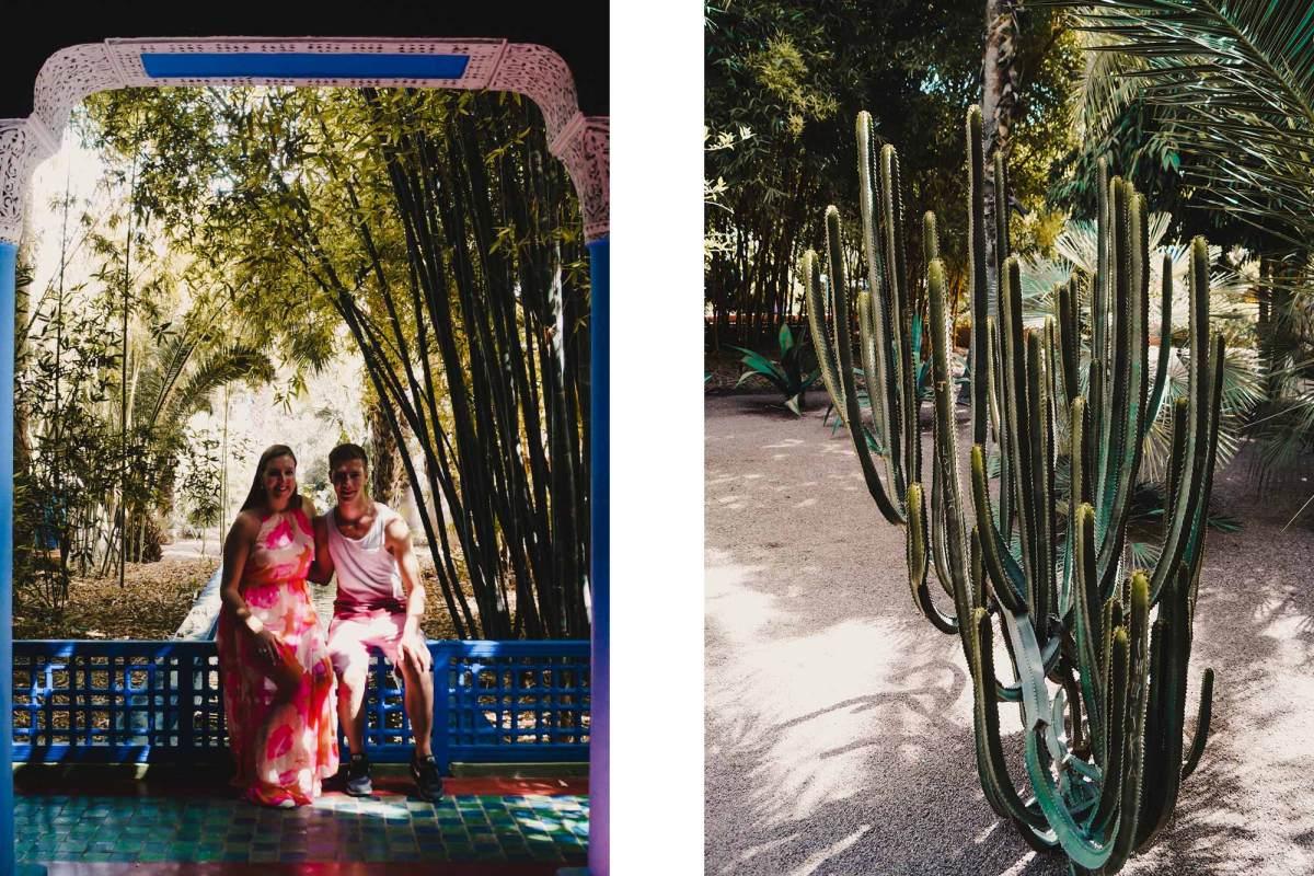 Jardin Marjorelle in Marrakesh bezoeken