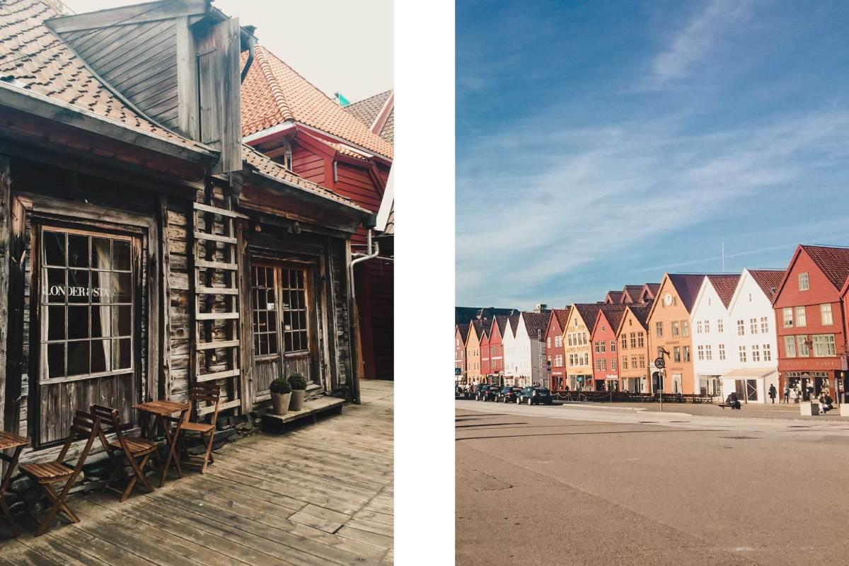 Wat te doen in handelsstad Bergen?