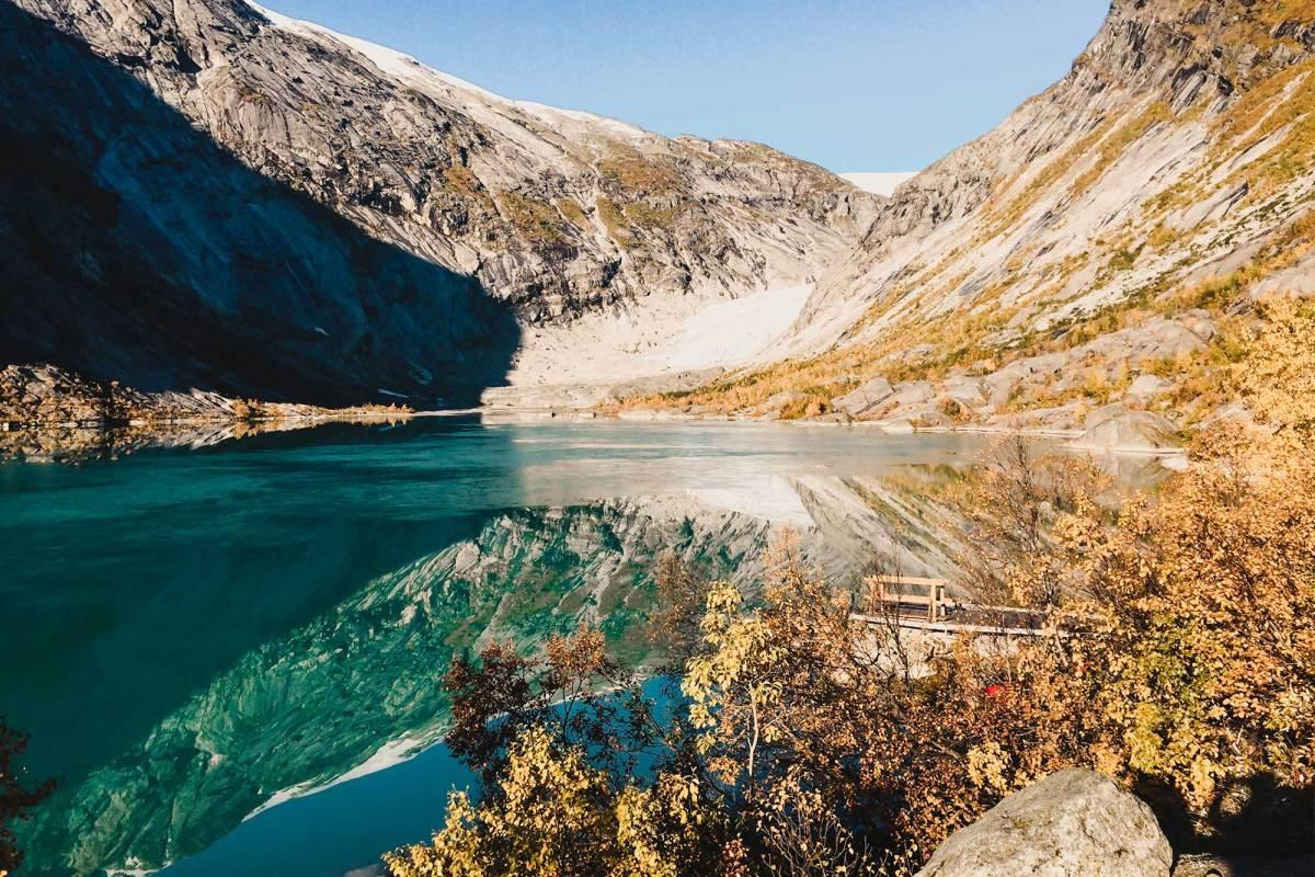 Gletsjerhike op de Jostedalsbreen