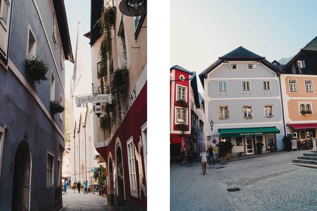 Bezienswaardigheden en hotspots in Hallstatt Oostenrijk