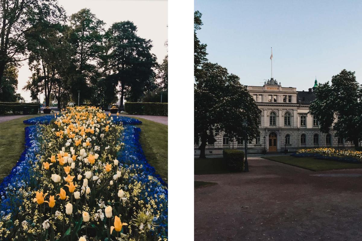 Radhuspark Jönköping