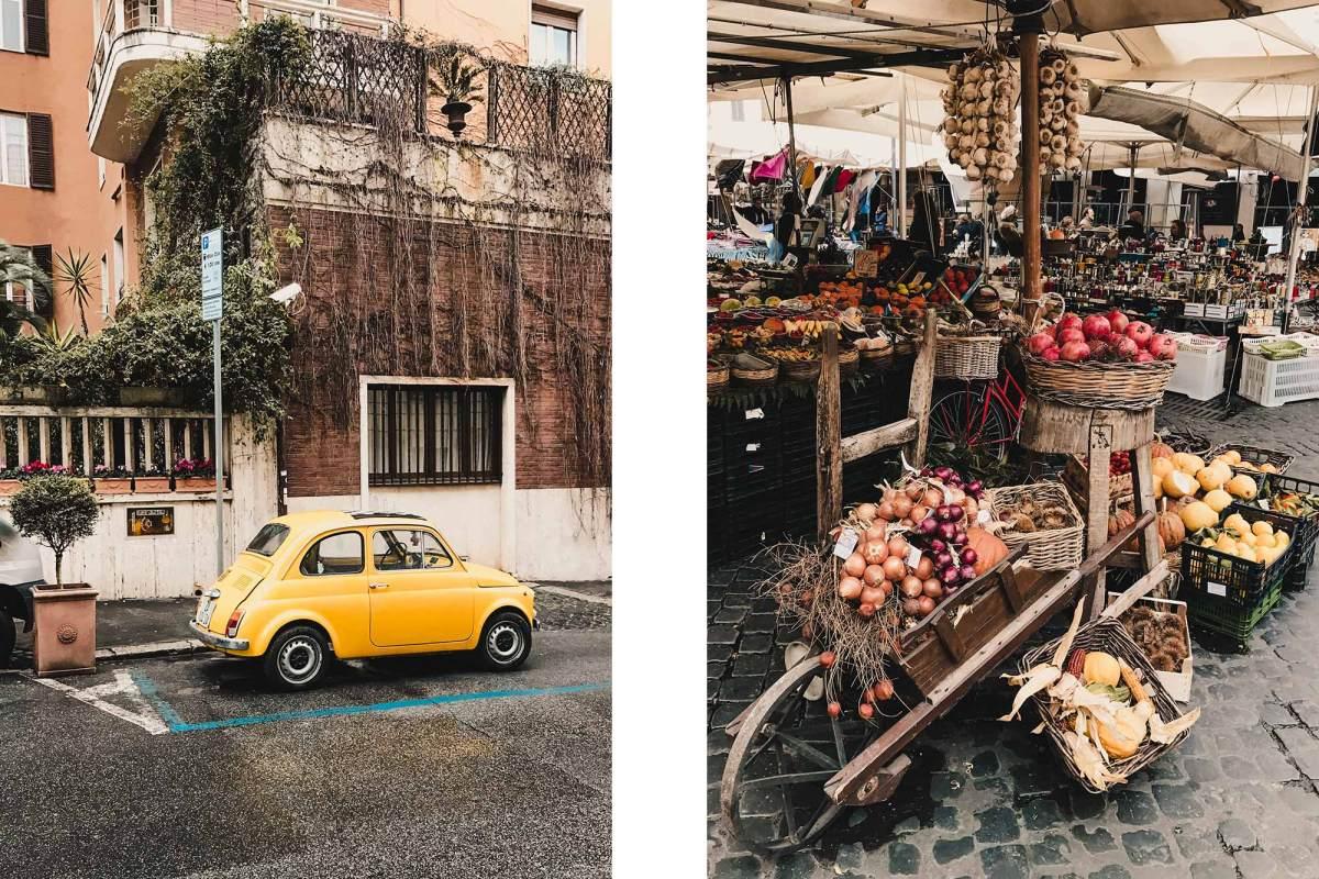 Ga op pasta en truffeljacht in Rome