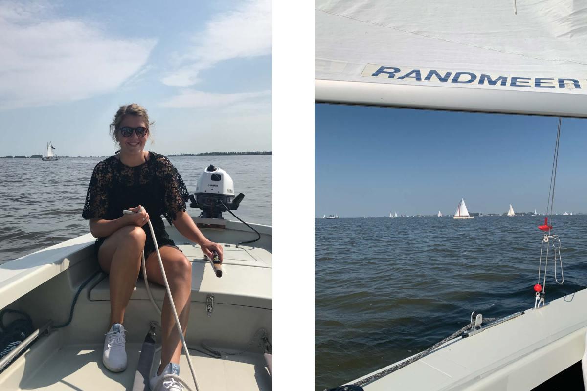 Tips zeilen Friesland huren boot