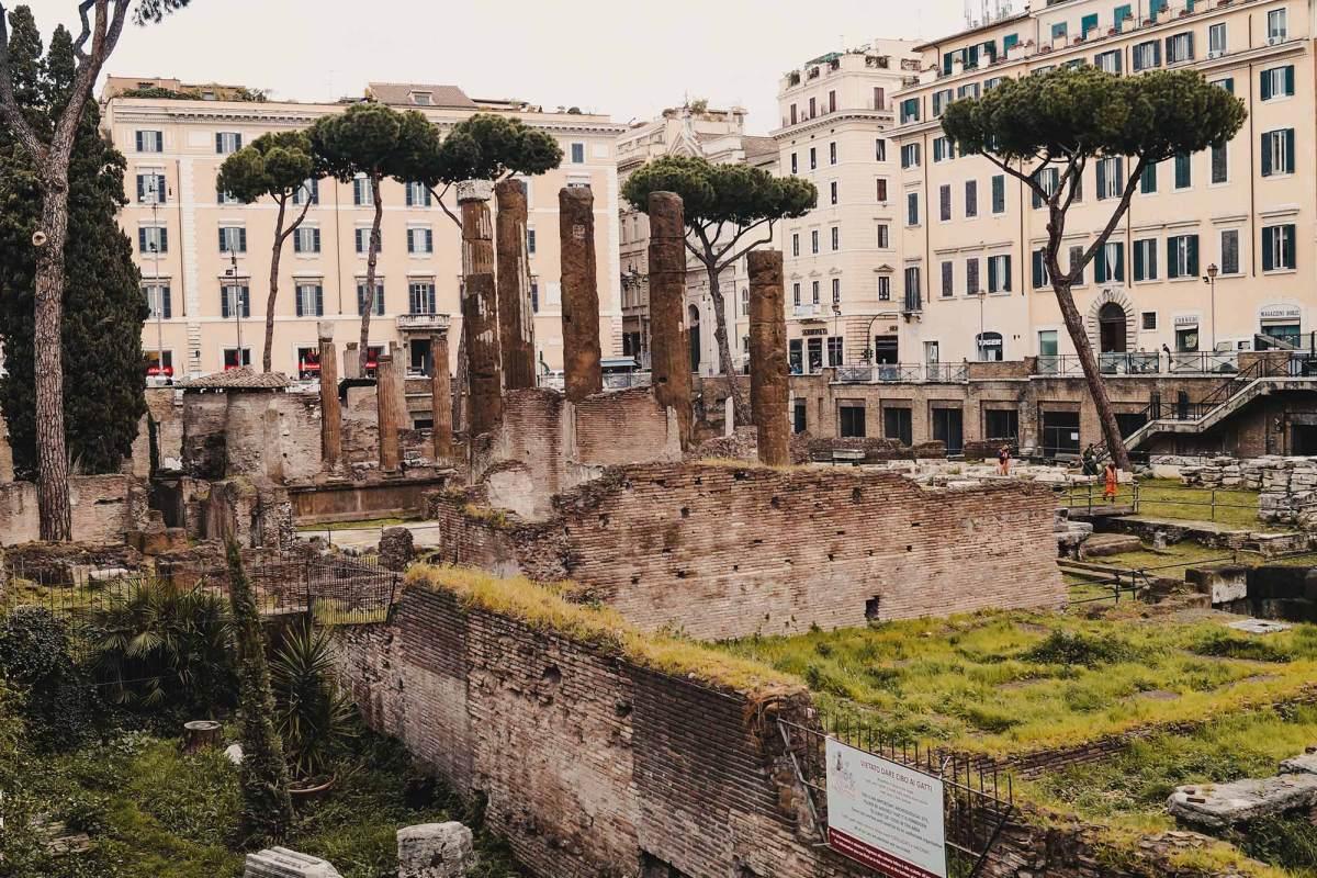 Hotspots in Rome