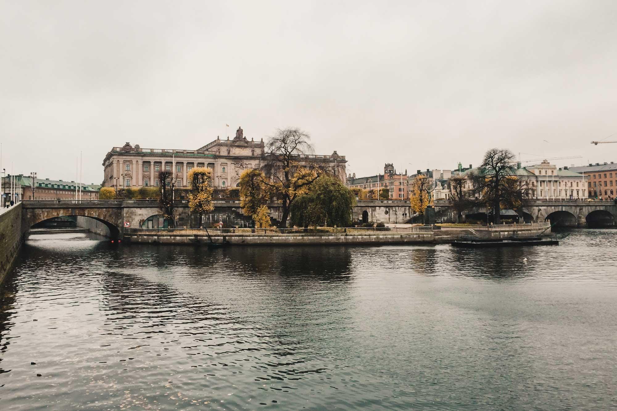 Een stedentrip in historisch Stockholm