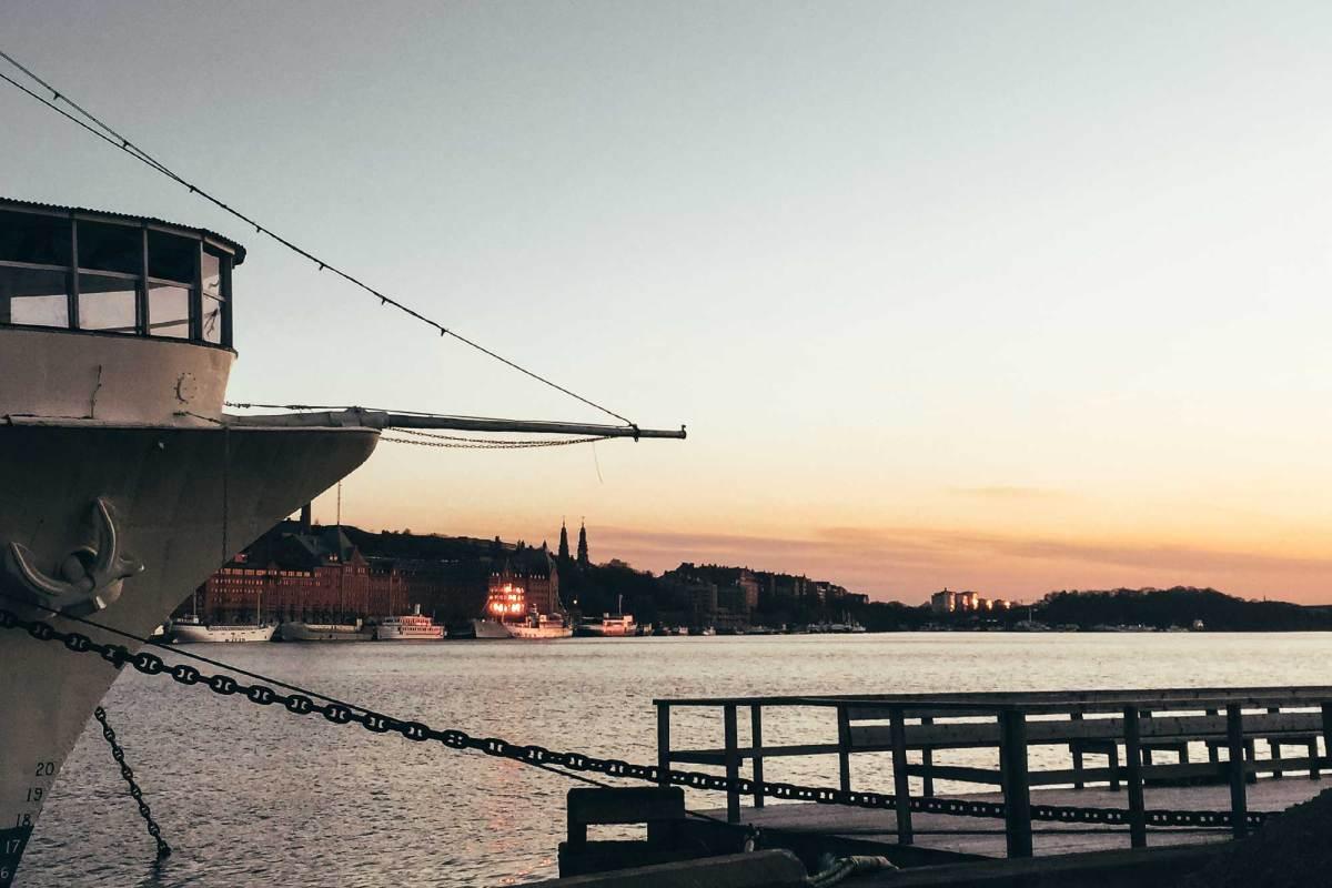 Bijzonder overnachten in Stockholm