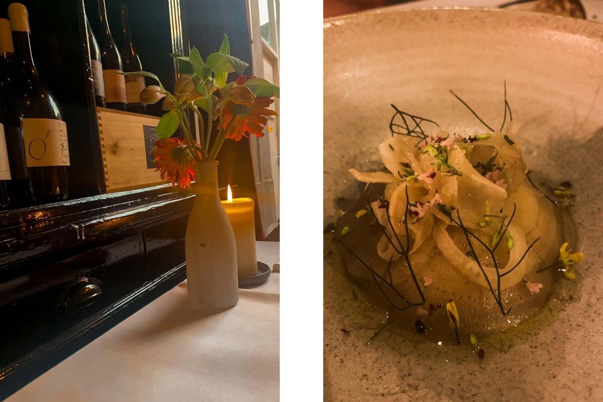 Diner bij The Green Rose in Arnhem